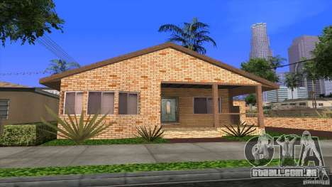 Novas texturas de casas e garagens para GTA San Andreas