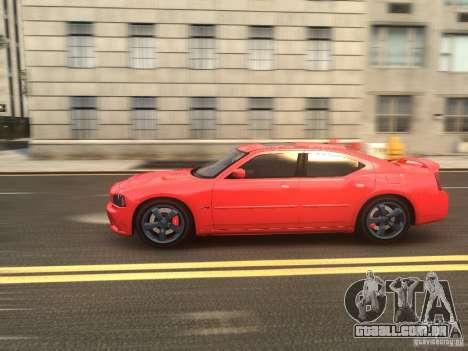 Dodge Charger SRT8 2006 para GTA 4 vista lateral