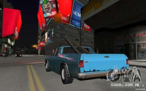 ENBSeries v1 for SA:MP para GTA San Andreas terceira tela