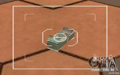 Novo dinheiro bielorrusso para GTA San Andreas terceira tela
