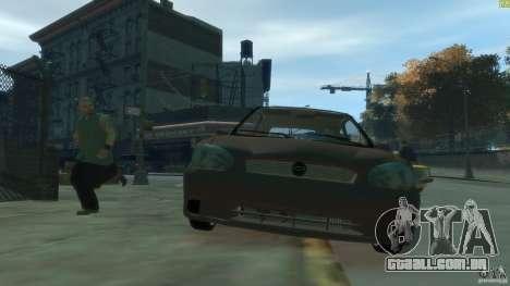 Opel Corsa B Tuning para GTA 4 vista interior