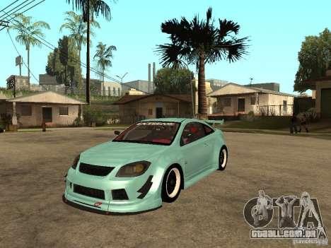 Chevrolet Cobalt SS NFS Shift Tuning para GTA San Andreas