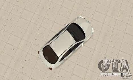 Nissan Primera para GTA San Andreas vista direita