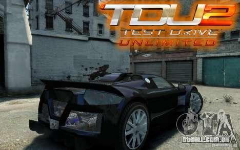 Gumpert Apollo Sport para GTA 4 vista direita