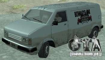 RC mod para GTA San Andreas segunda tela