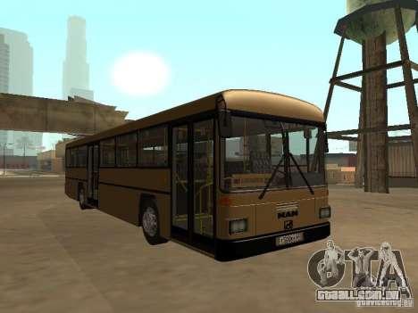 Man 202 para GTA San Andreas esquerda vista