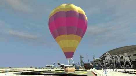 Balloon Tours option 9 para GTA 4
