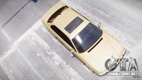 BMW 750i v1.5 para GTA 4 rodas