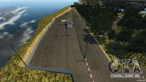 Bihoku Drift Track v1.0 para GTA 4 segundo screenshot