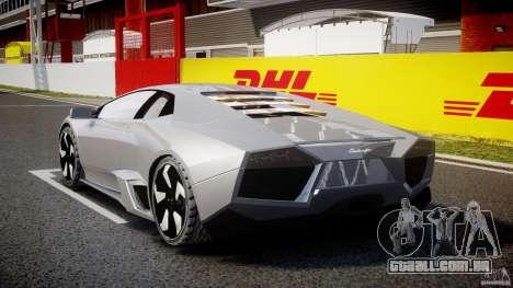 Lamborghini Reventon v2 para GTA 4 vista lateral