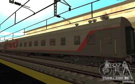FERROVIÁRIA mod II para GTA San Andreas oitavo tela