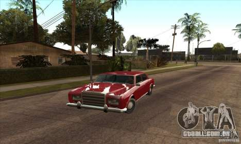 Enb Series HD v2 para GTA San Andreas décimo tela