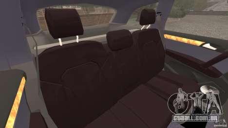 Audi Q7 V12 TDI v1.1 para GTA 4 vista lateral
