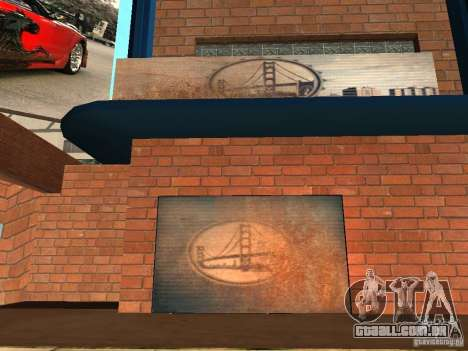 Nova transfender em Los Santos. para GTA San Andreas terceira tela