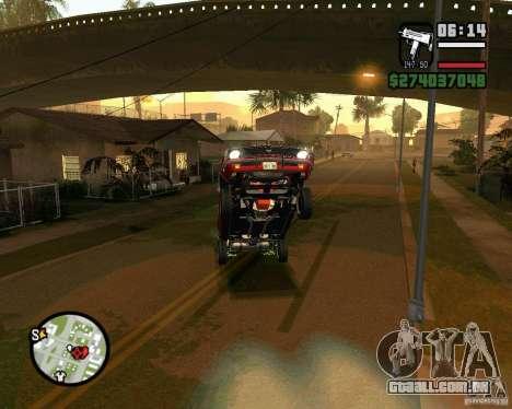 Dragger para GTA San Andreas