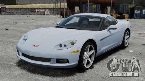Chevrolet Corvette Z51 para GTA 4