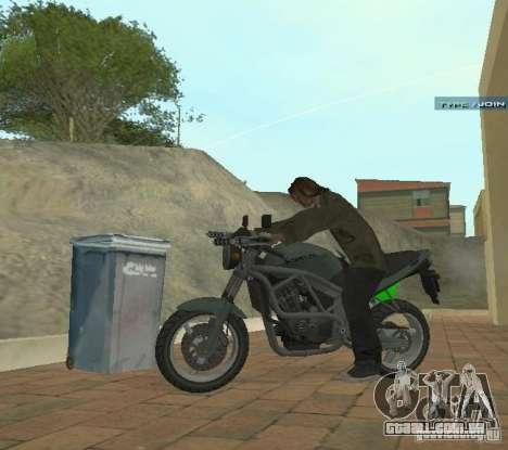 PCJ-600 em GTA IV para GTA San Andreas