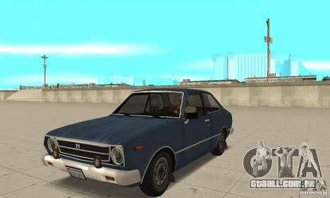 Toyota Corolla 1977 para GTA San Andreas