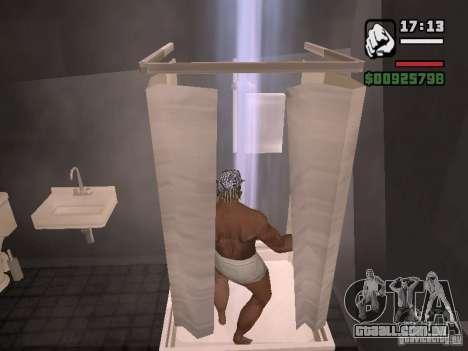 A possibilidade realista de para GTA San Andreas segunda tela