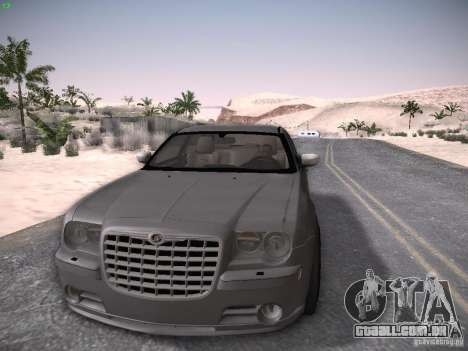 Chrysler 300C SRT8 para GTA San Andreas