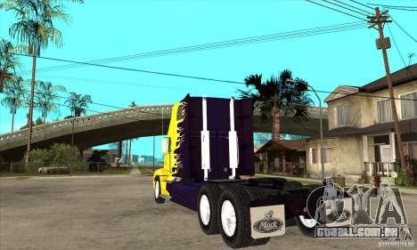 Mack para GTA San Andreas vista direita