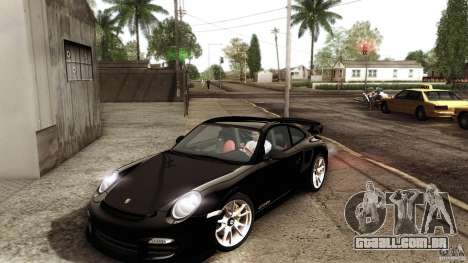 Porsche 911 GT2 RS 2012 para as rodas de GTA San Andreas