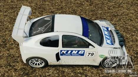 Colin McRae KING Rallycross para GTA 4 vista direita