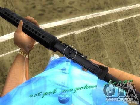 New Reality Gameplay para GTA Vice City segunda tela