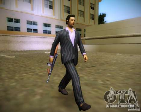 Thompson Model 1928 para GTA Vice City segunda tela