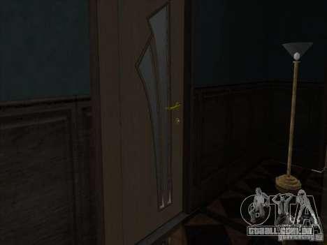 Gen Doors para GTA San Andreas segunda tela