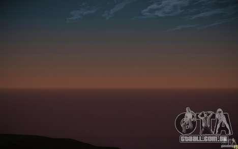 Água HD v 3.0 para GTA San Andreas sexta tela