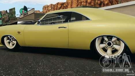 New Dukes para GTA 4 vista interior