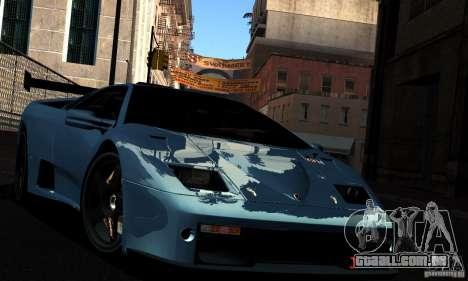 ENBSeries RCM para o PC fraco para GTA San Andreas nono tela