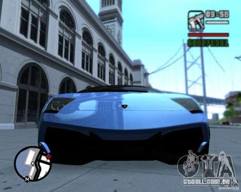 Enb series by LeRxaR para GTA San Andreas sexta tela