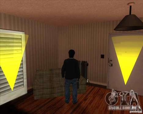 Abutre-barbudo Sashka para GTA San Andreas segunda tela