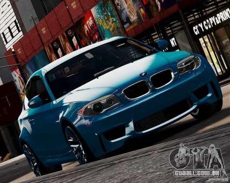 BMW M1 2011 v1.0 para GTA 4 vista direita