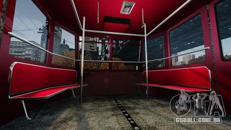 Assento superior no elevador para GTA 4 terceira tela