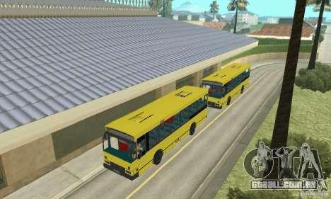 Den Oudsten Busen v 1.0 para GTA San Andreas vista traseira