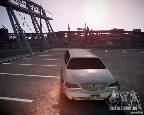 Lincoln Town Car Limousine para GTA 4