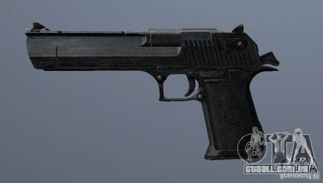 Desert Eagle - New model para GTA San Andreas terceira tela