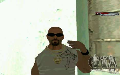 Mexican Drug Dealer para GTA San Andreas quinto tela