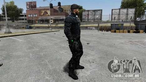 Sam Fisher v9 para GTA 4 segundo screenshot