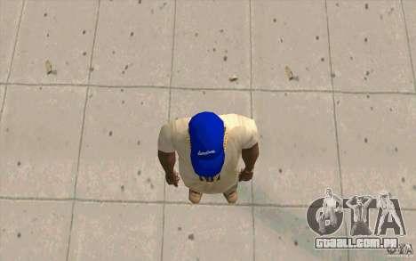 Cap WCCB para GTA San Andreas terceira tela