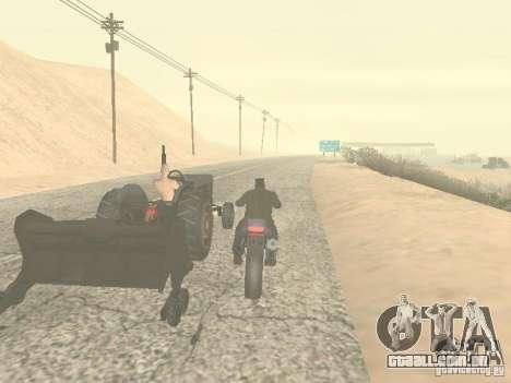Carros com trailers para GTA San Andreas sexta tela