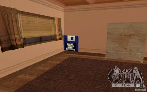 Uma Villa para GTA San Andreas sétima tela