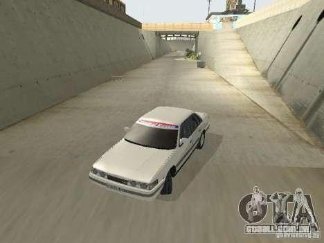 Mazda 626 para GTA San Andreas esquerda vista