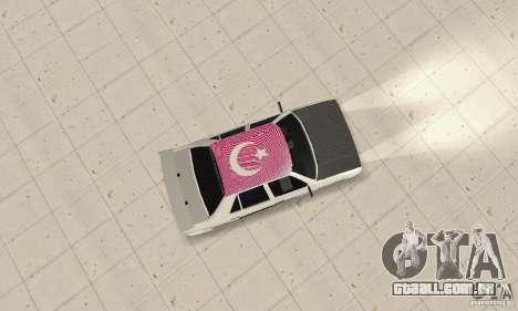 Renault Broadway para GTA San Andreas vista direita