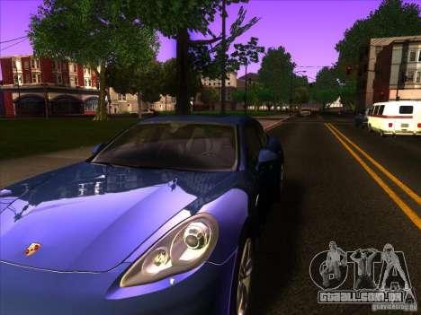 ENBSeries by Fallen v2.0 para GTA San Andreas terceira tela