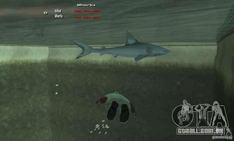 Shark Killer para GTA San Andreas