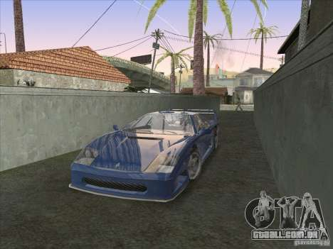 Los Angeles ENB modification Version 1.0 para GTA San Andreas segunda tela